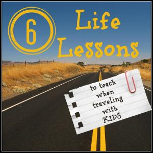 6 life lessons