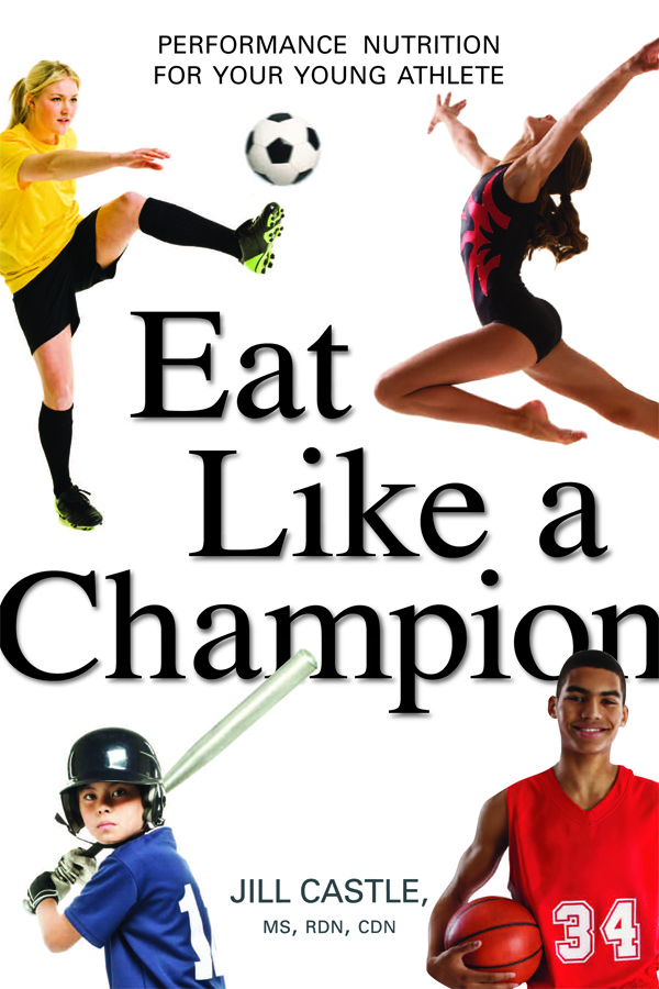 getting young athletes to eat well for sports