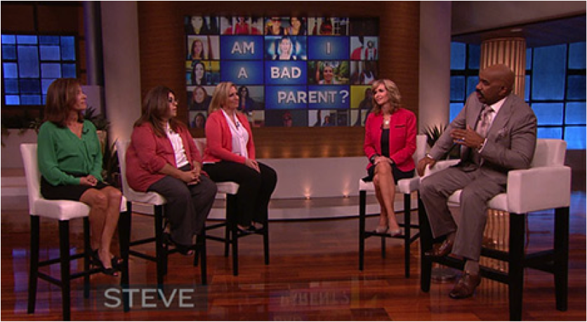 Parenting Expert Amy McCready on The Steve Harvey Show