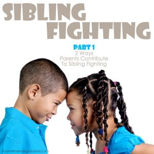 sibling fighting