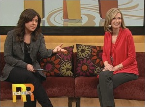 Parenting Expert Amy McCready on The Rachael Ray Show