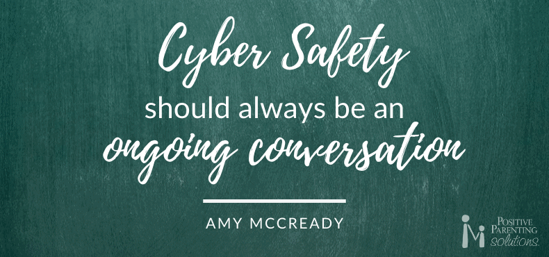 Cyber Safety should be an ongoing conversation