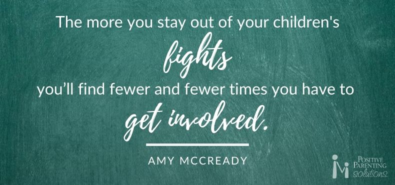 stay out of fights quote