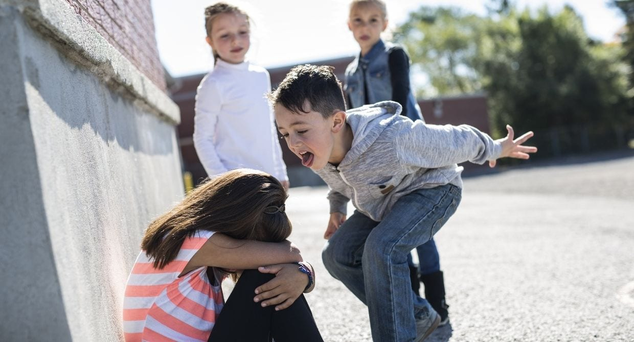 How to Parent a Bully: Why Kids Bully & 6 Actions to End It