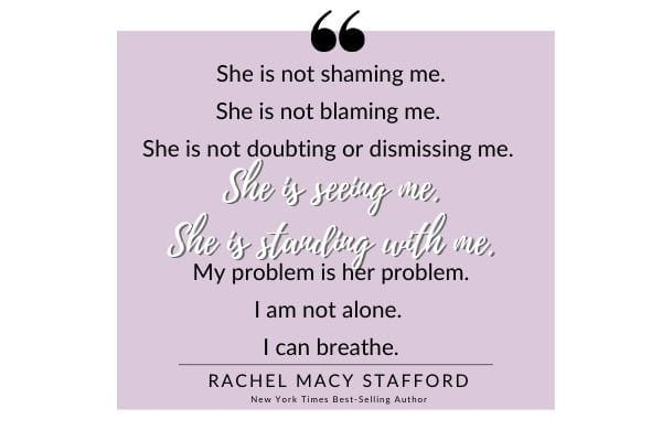 Rachel Macy Stafford quote