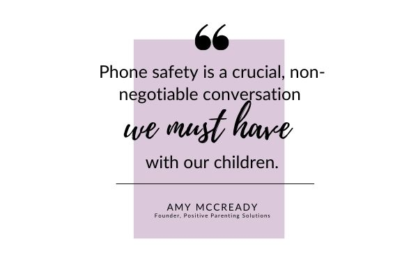 smartphone safety quote