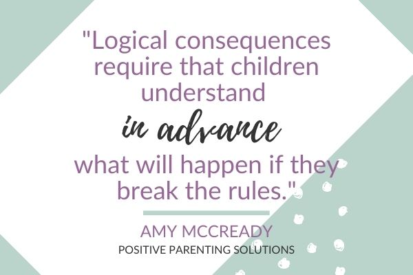 logical consequences quote