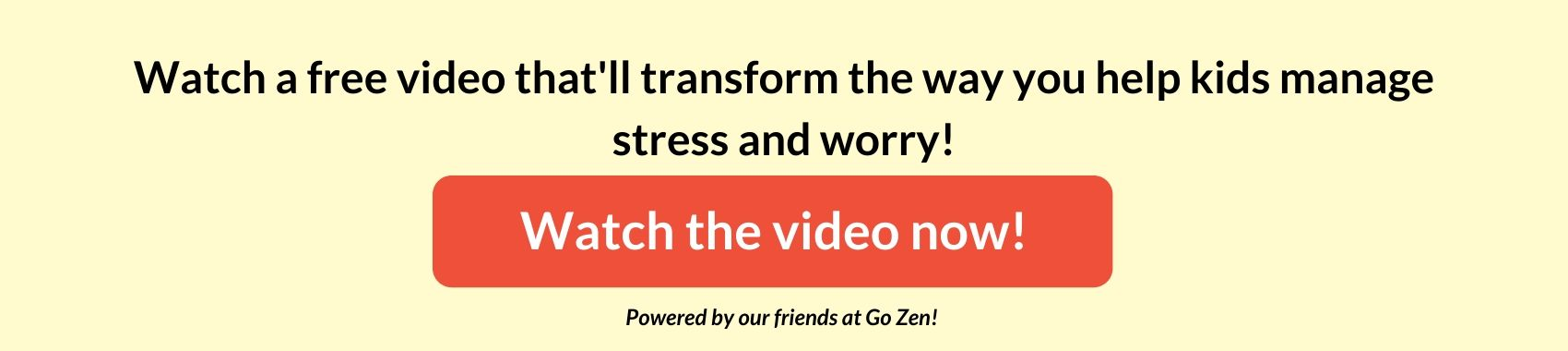 Watch a Free Video at Go Zen