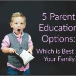 Parent Education Options