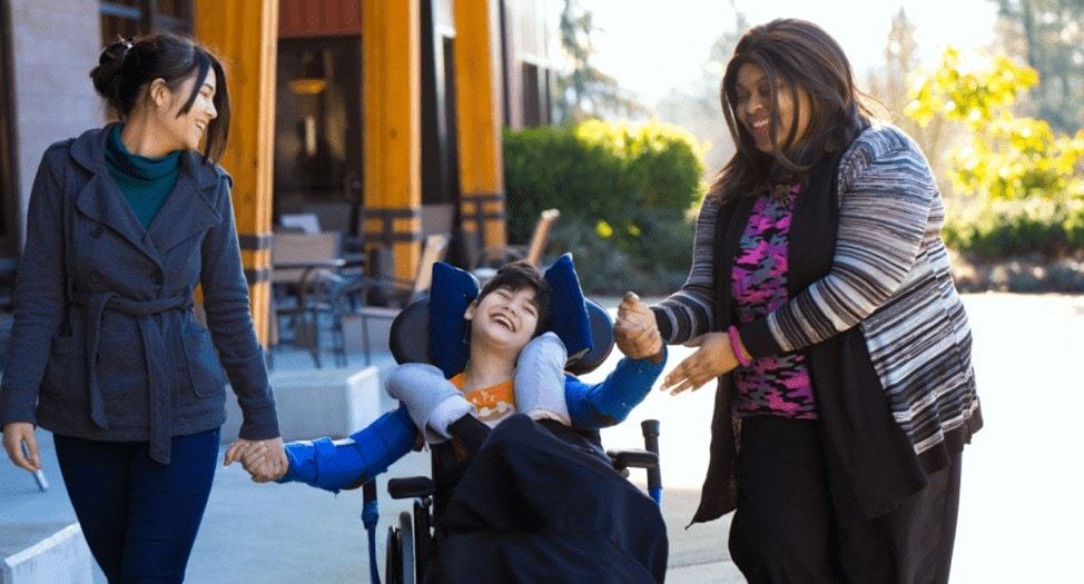 Moms with a child with special needs