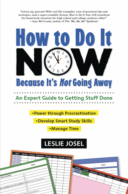 how to do it now because it isn't going away