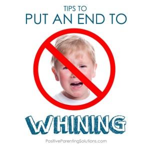 children whine